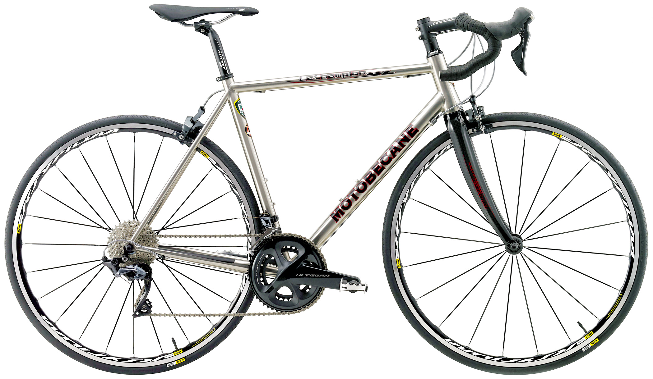 Save Up To 60% Off Titanium Shimano Ultegra Road Bikes