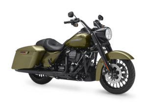 A big Harley-Davidson that's smooth and quick – really? We