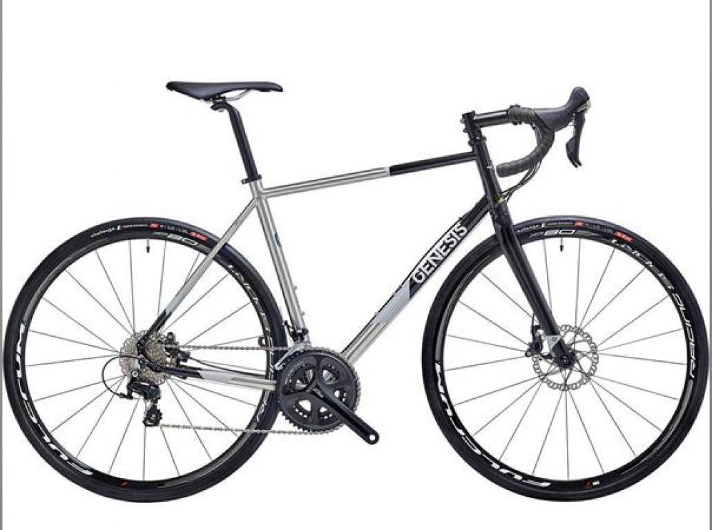 Genesis Equilibrium Disc 931 2017 Adventure/Road Bike On