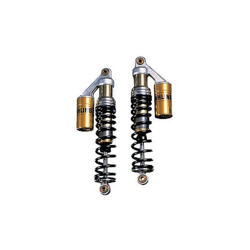 ÖHLINS shock absorber S36P with black springs for KAWASAKI