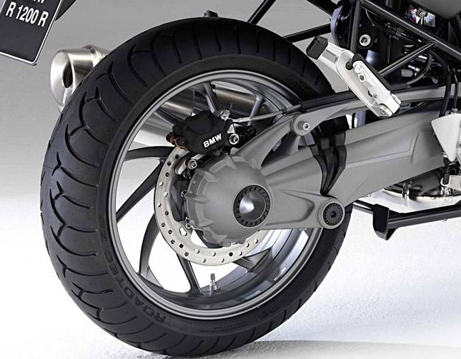 What Makes Motorcycle On Shaft Drive So