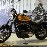 2016 Harley Davidson Sportster Iron 883 And Forty Eight Launched Bikesrepublic