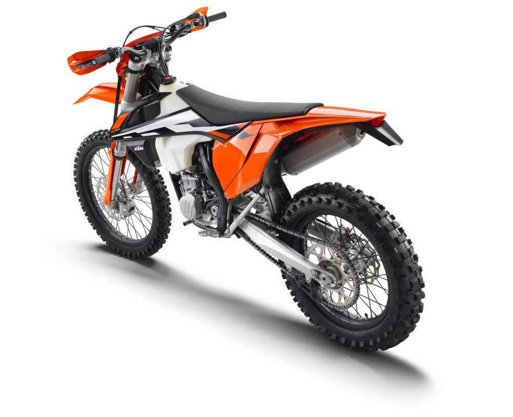 medium resolution of 142487 ktm 450 exc f left rear my2017 studio