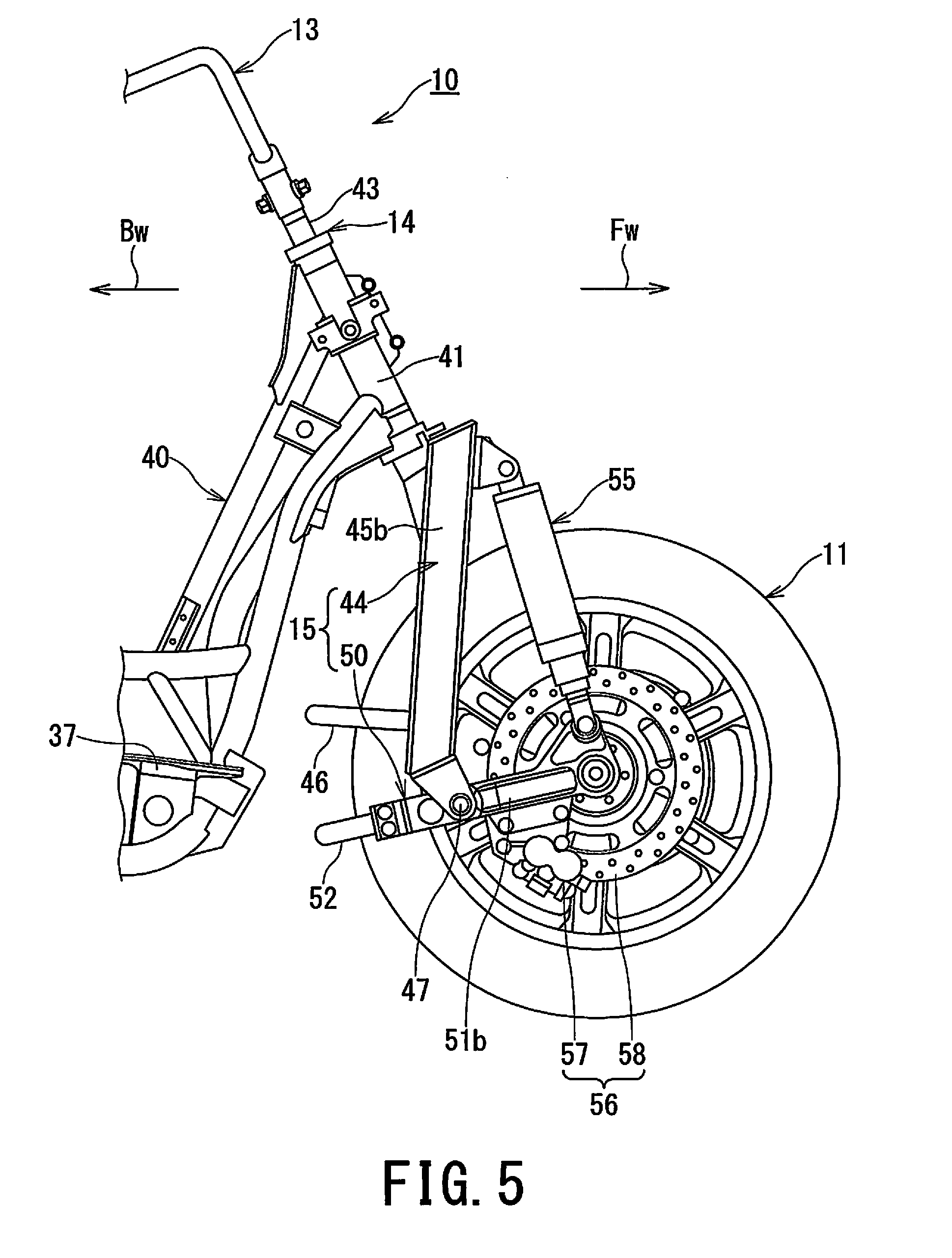 Suzuki Files Patent For Two Wheel Drive Hybrid Scooter