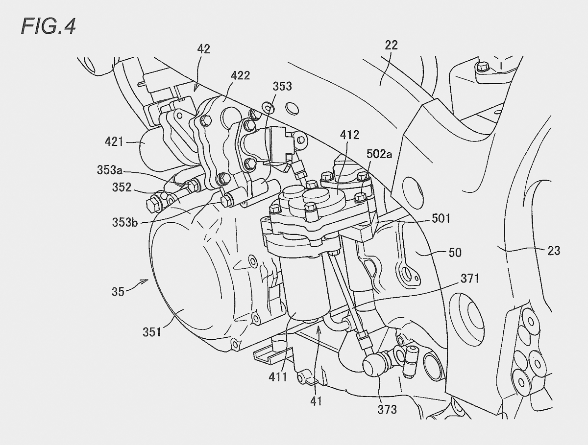 hight resolution of multiple patents were filed in japan usa and germany recently by suzuki and they look quite incredible the person responsible for these patents is hideaki