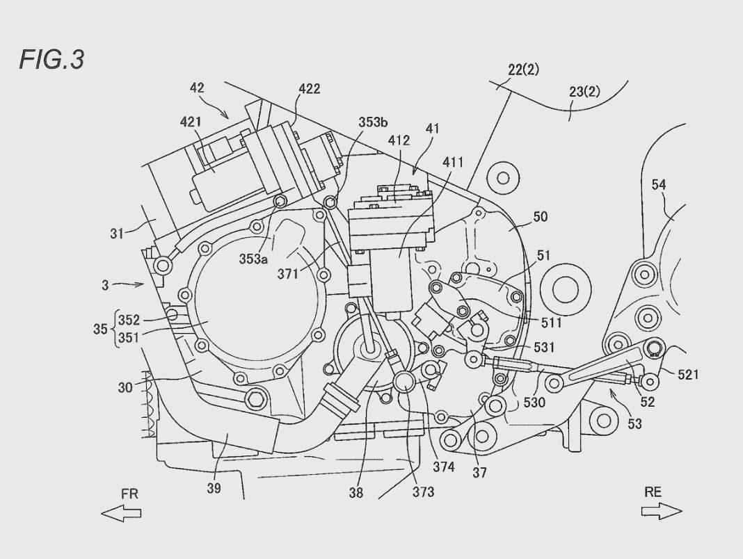 2019 Suzuki Hayabusa will come with a semi-automatic
