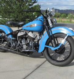 harley davidson wl45 flathead 1938 restored classic motorcycles at bikes restored bikes restored [ 1024 x 768 Pixel ]