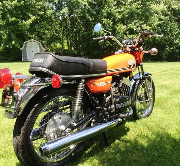 1975 Yamaha Rd 125 Parts - Year of Clean Water