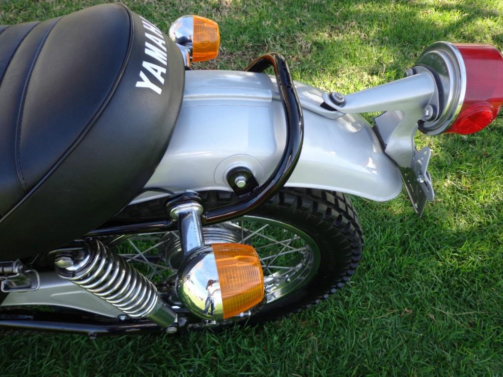 1974 Yamaha Dt 250 Enduro