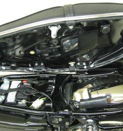 yamaha xs650 1975 under seat detail seat pan battery frame and  [ 1600 x 1200 Pixel ]