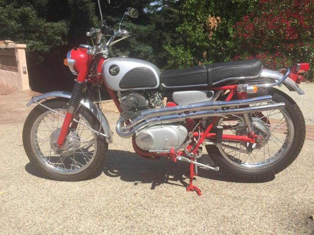 hight resolution of honda cl72 scrambler 1963 restored classic motorcycles at bikes restored bikes restored