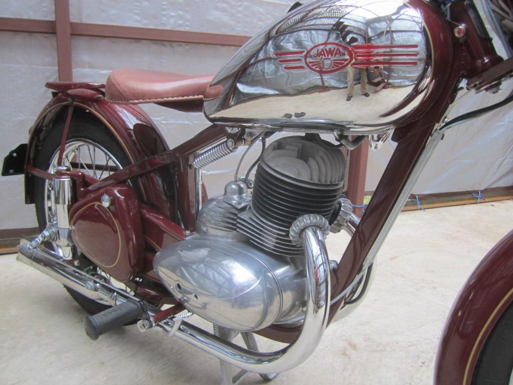 hight resolution of jawa perak type 11 1954 restored classic motorcycles at bikes restored bikes restored