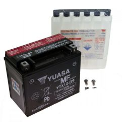 motorcycle battery ytx12 bs yuasa f r polaris phoenix 200 2011  [ 1000 x 1000 Pixel ]