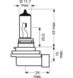 bulb h8 12v35w [ 1000 x 1000 Pixel ]