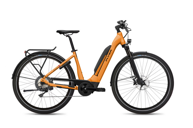 Flyer Urban E-Bikes for the New 2020 Model Year
