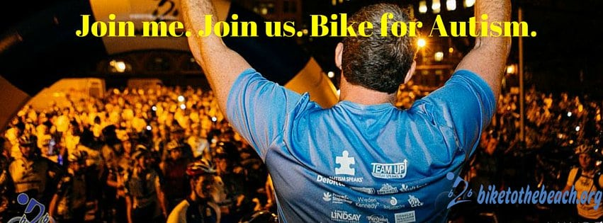 I bike because of the community