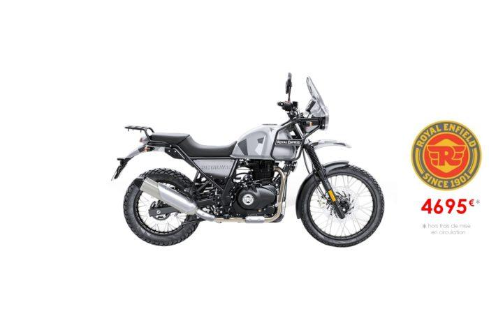 Votre concessionnaire moto Royal Enfield Classic 500cc à Nice