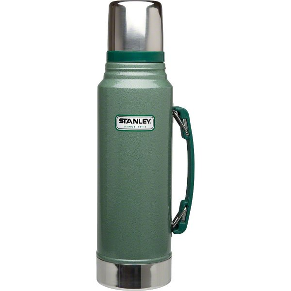 Stanley Classic Thermos Water Bottle 35oz; Green