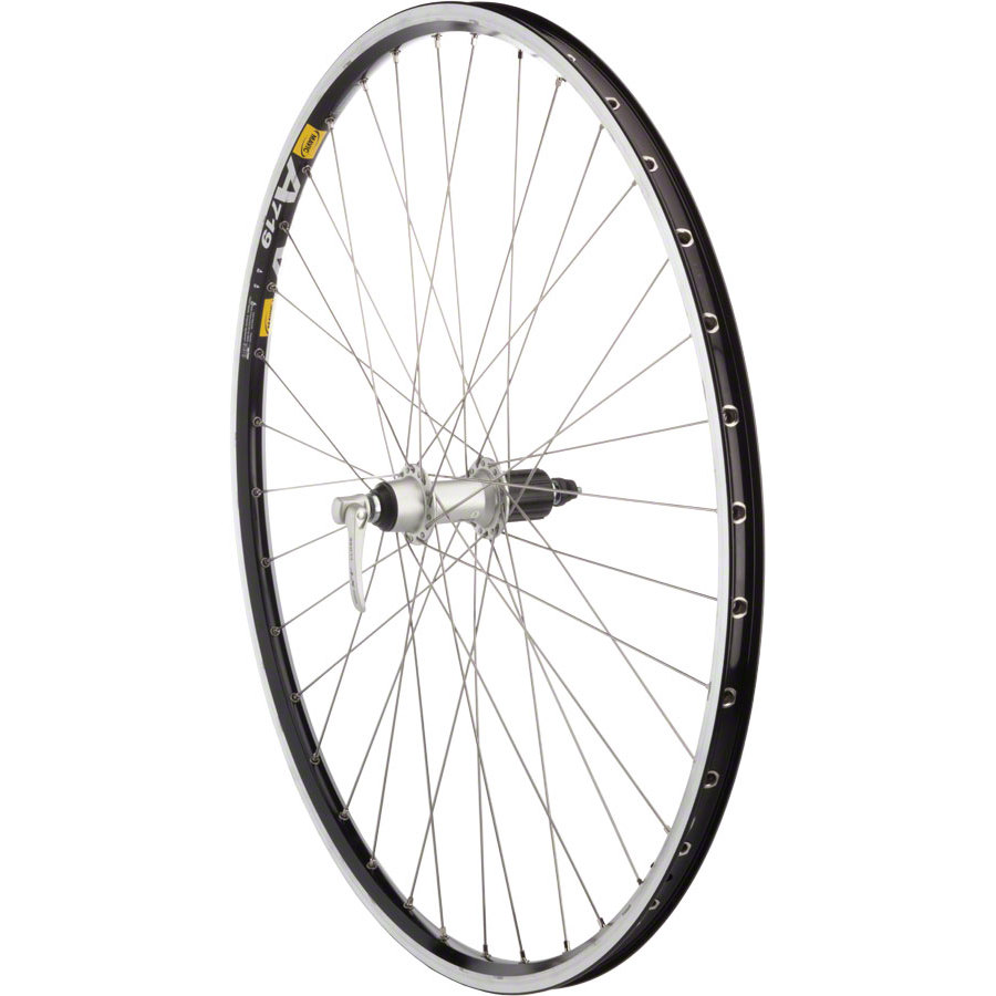 Handspun Pavement Series Rear Wheel 700c 36h XT M770 Mavic