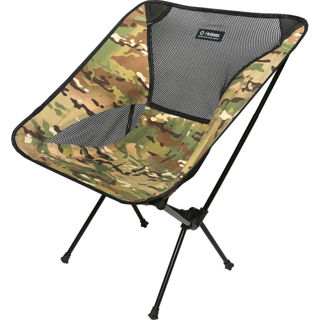 compact camp chair high back wicker dining chairs helinox one folding camo ebay