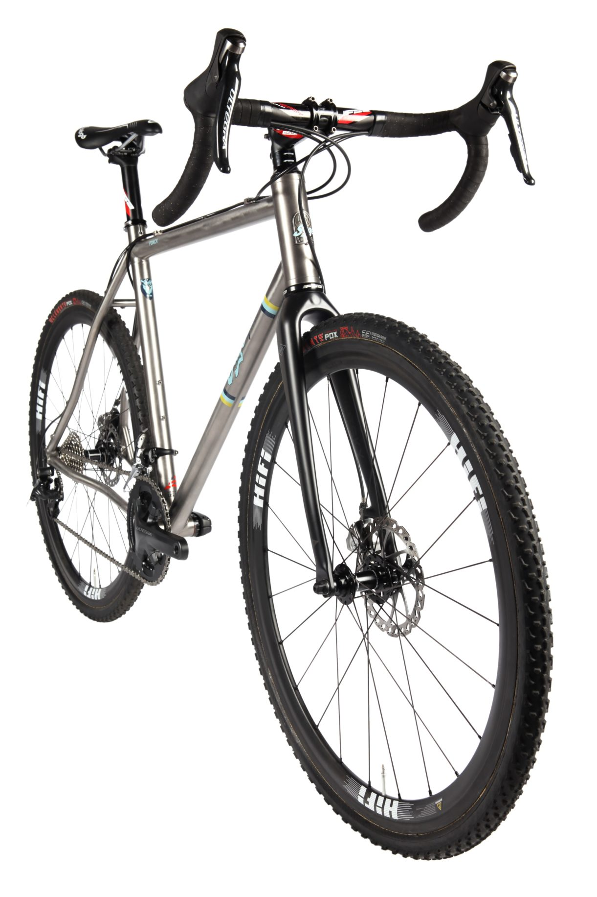Sage Cycles PDXCX Titanium Cyclocross Bike Now Available | Bike ...