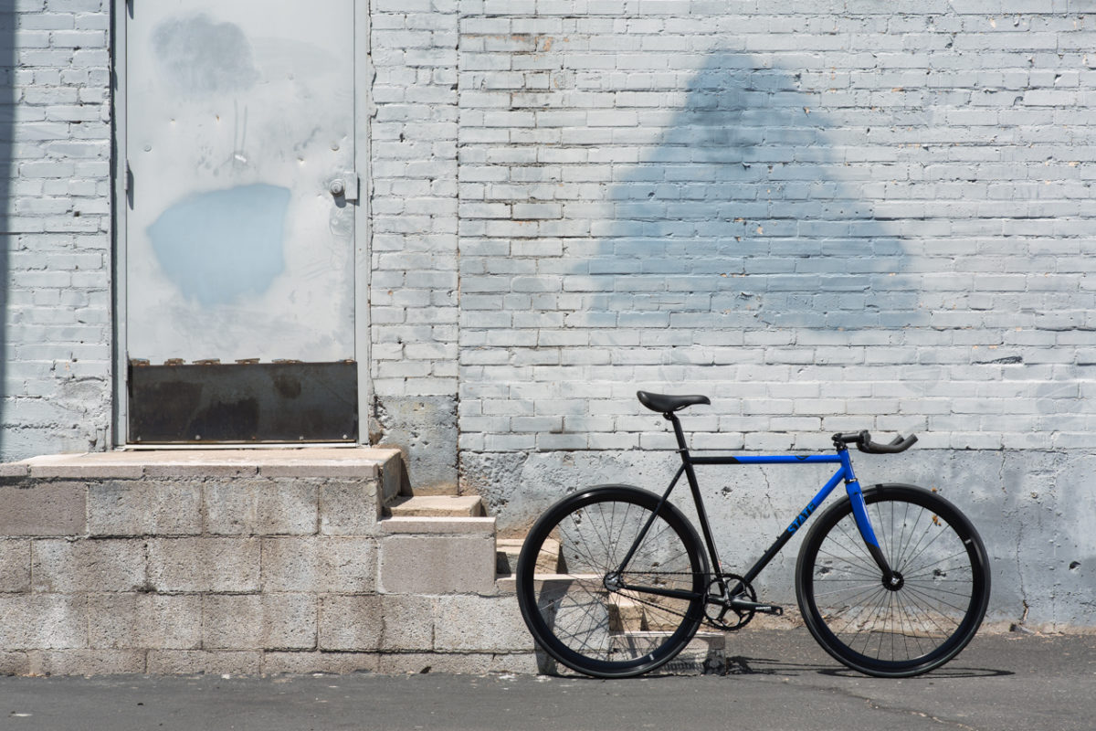 The New Contender Ii From State Bicycle Co