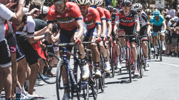 bb86b2aeb Richie Porte crowned King of Willunga Hill for the 5th consecutive year