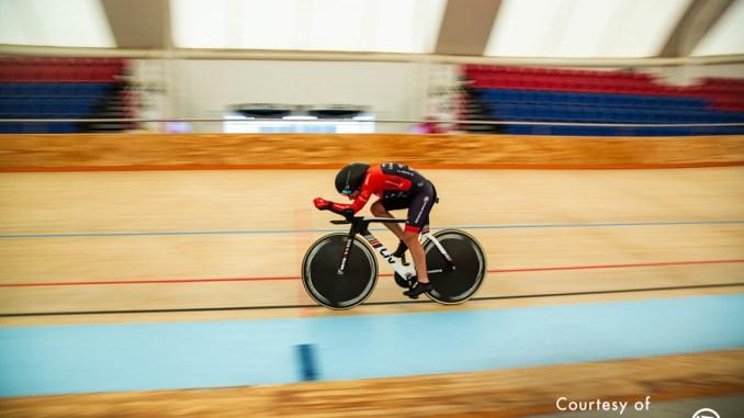 Vittoria Bussi breaks Women s UCI Hour Record 3ba34fd49
