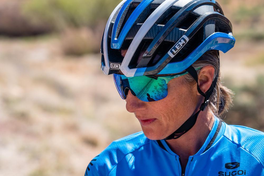 Bolle Trackdown MIPS Mountain Bike Helmet Purple Gradient