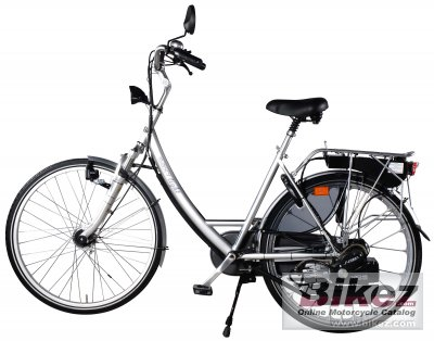 2008 Sachs Saxylight specifications and pictures