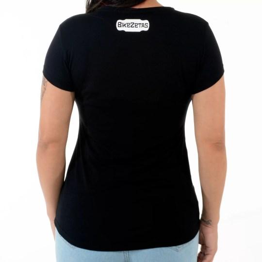Camiseta The Bicycles preta