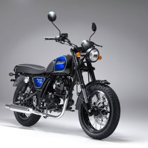 Bullit Hunt S 125 Black/Blue