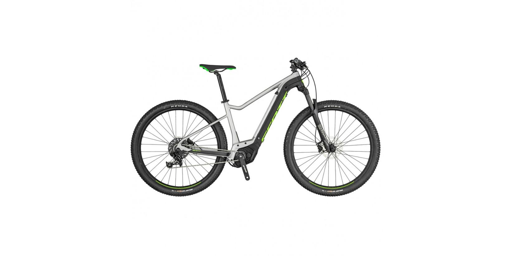 Bicicleta SCOTT Aspect eRIDE 30