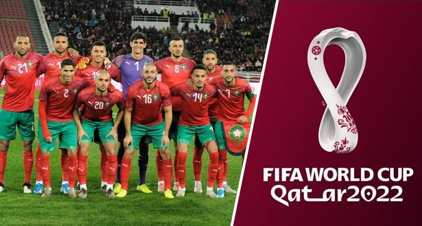 أسود الأطلس يواجهون غانا وبوركينافسو وديا استعدادا للتصفيات المؤهلة لمونديال قطر 2022