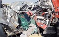 إقليم قلعة السراغنة.. 6 قتلى جراء اصطدام بين شاحنة وسيارة خفيفة