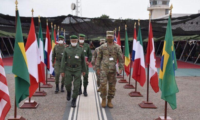 المغرب.. انطلاق التدريبات العسكرية المغربية - الأمريكية المشتركة