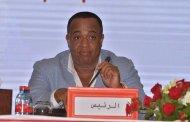 انتخاب السيد سعيد الناصري رئيس نادي الوداد الرياضي رئيسا لمجلس عمالة الدار البيضاء