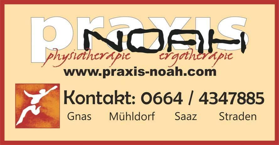Sponsoring Logo Praxis Noah