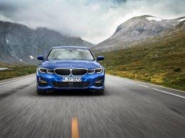 BMW 3-Serie Sedan kørebillede