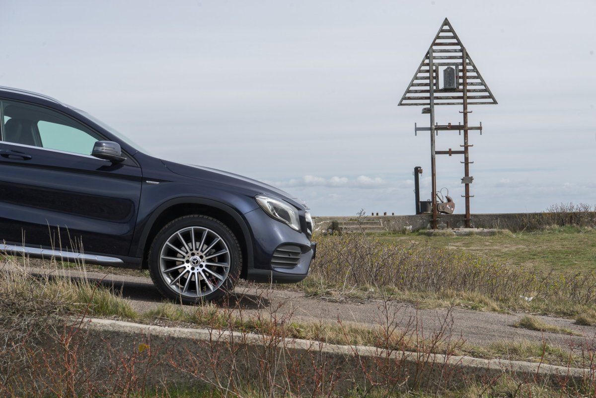 Mercedes-Benz GLA 200 Final Edition fra siden