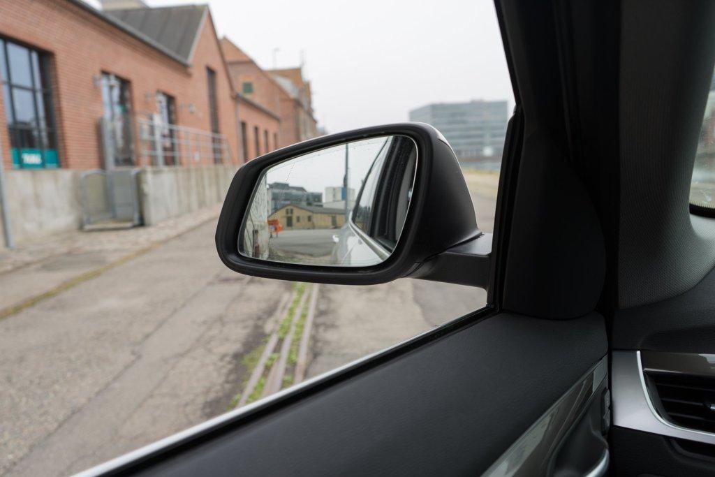 BMW X1 sidespejl