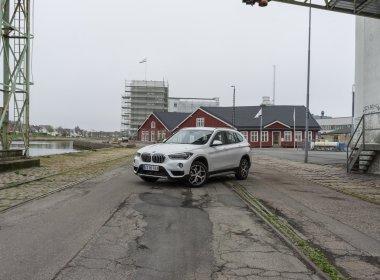 BMW X1 forfra