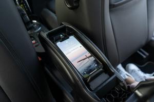 MINI Cooper SE trådløs opladning