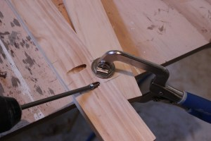 Clamp-and-drill-together