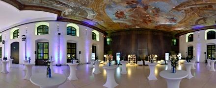 360 Grad Panoramabilder Events und Seminar  bildit