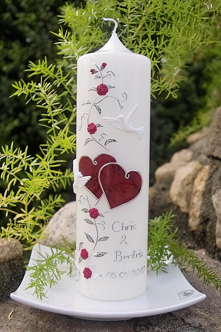 Der Shop fr Ihre Hochzeitskerze Konfirmationskerze