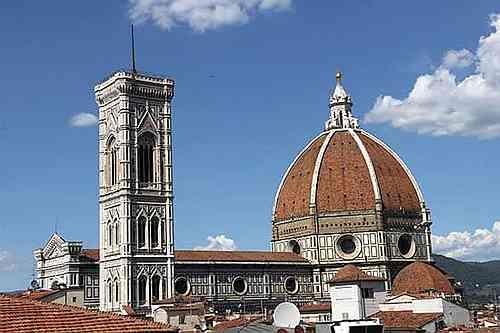 Toskana Florenz  Duomo Santa Maria del Fiore