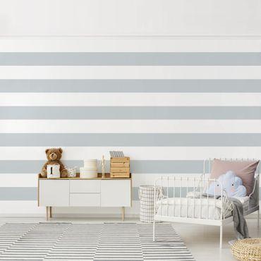 Per modificare visivamente il volume di una stanza, devi scegliere strisce verticali o orizzontali. Carta Da Parati A Righe Scegli Tra Orizzontali O Verticali