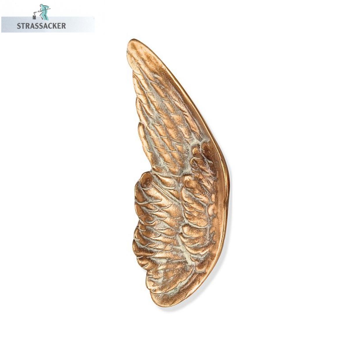 Flügel Aus Bronze Für Grabsteine - Engelsflügel | Bronzebuchstaben