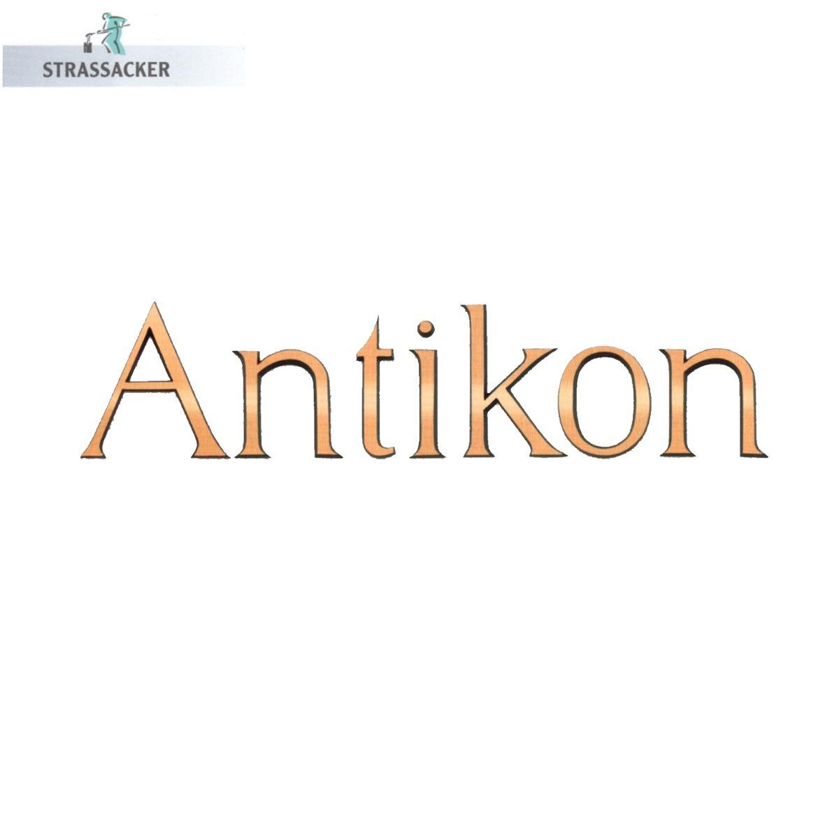 Buchstaben Für Grabsteine Typ Antiqua, Bronzebuchstaben